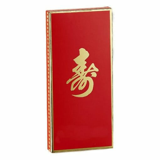 【加購】裝3束麵線的燙金外盒(不含內容物) - 7