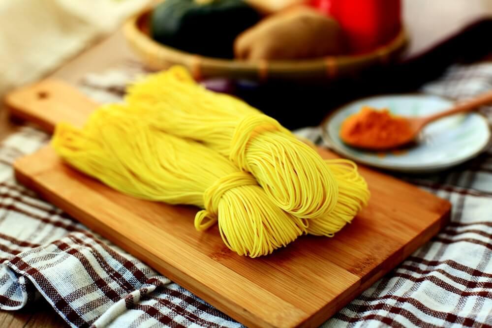 薑黃麵線 - 15