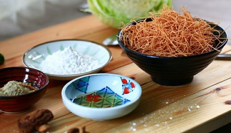 百福香菇麵線(全素)2入組 - 11