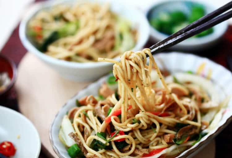 百福薑黃油麵 - 10