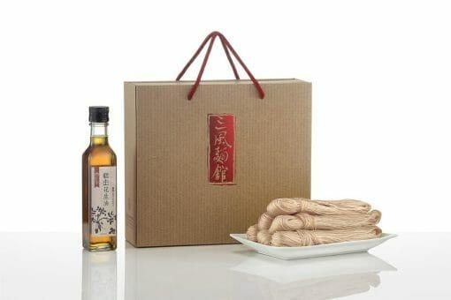 山藥麵線紅土花生油禮盒 - 8