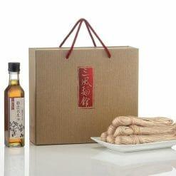 山藥麵線紅土花生油禮盒 - 13