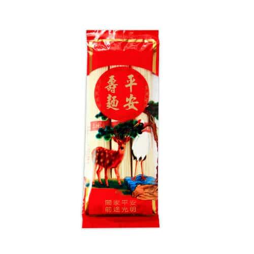 平安壽麵線三束12包 - 7