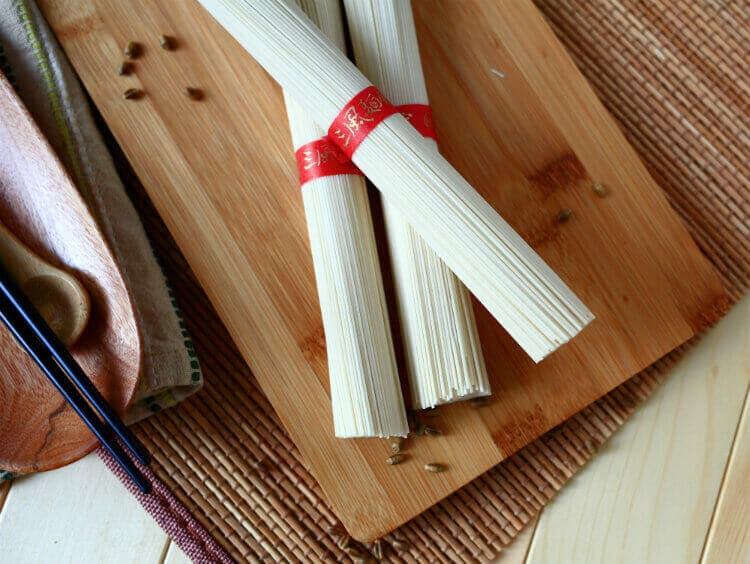 太祖聖壽平安麵線六束12包 - 8