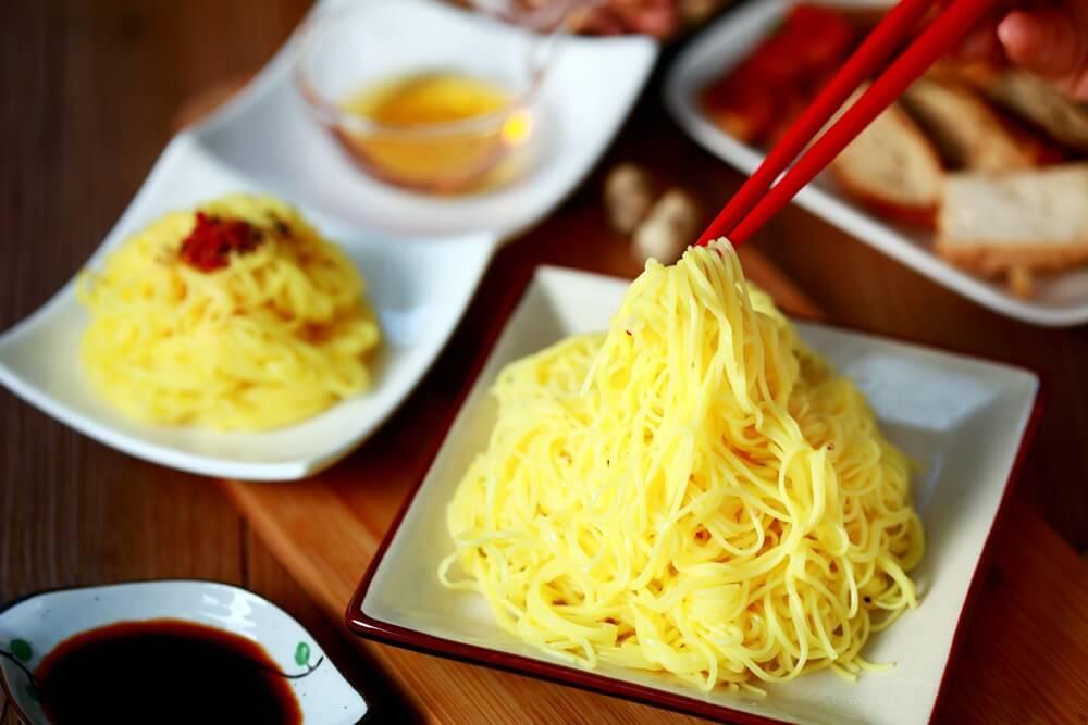 薑黃麵線 - 18