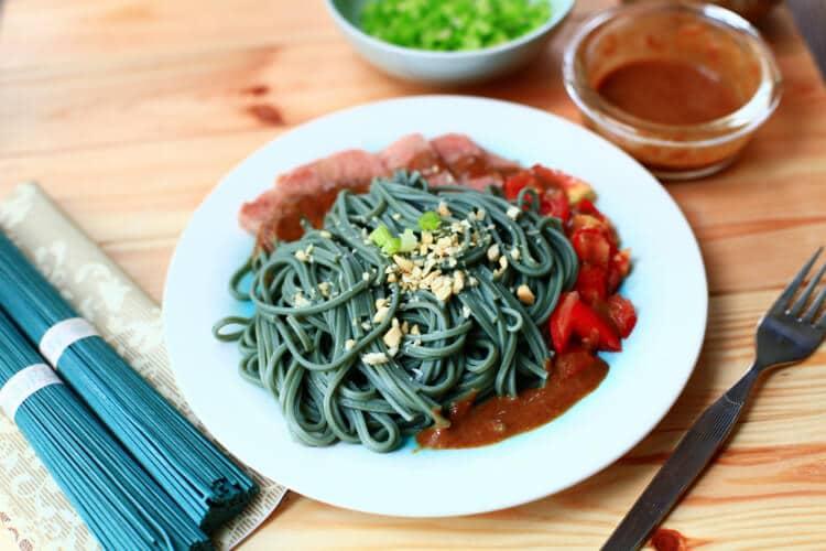 藍藻麵 - 9