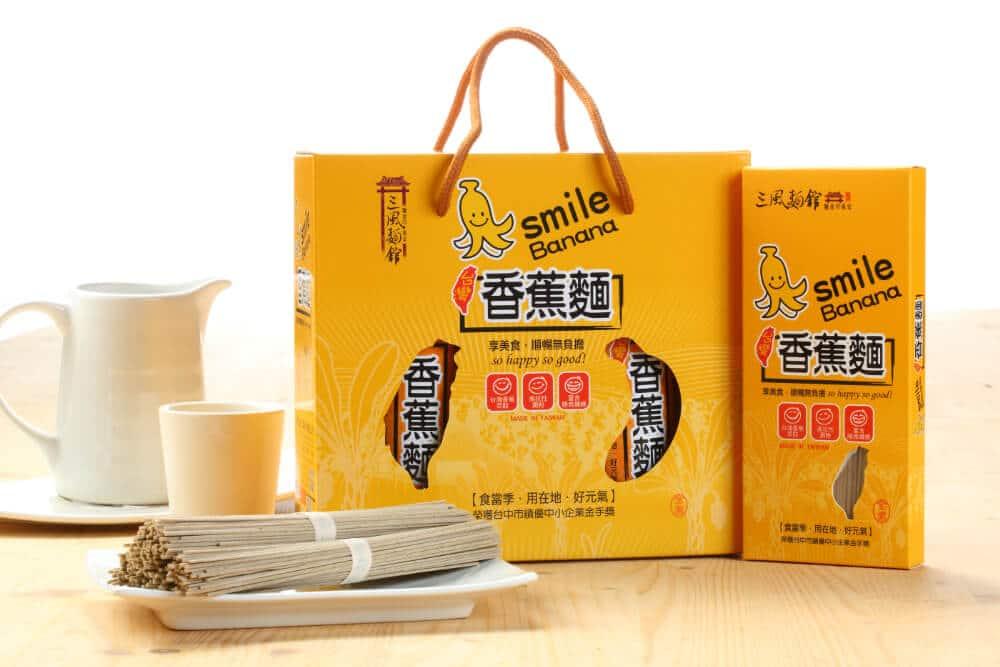 台灣香蕉麵禮盒 - 16