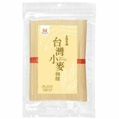 三風製麵的台灣小麥麵線外包裝正面