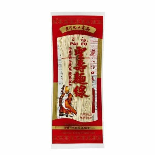 百福聖壽麵線二束12包 - 4