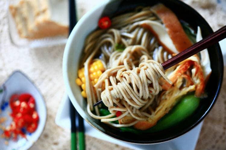 大雅鼎食蕎麥麵 - 16