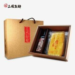 薑黃麵線紅土花生油禮盒 - 9