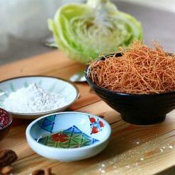 百福香菇麵線(全素)2入組 - 8